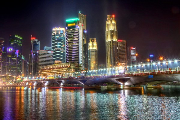 Singapore HDR by lipjin
