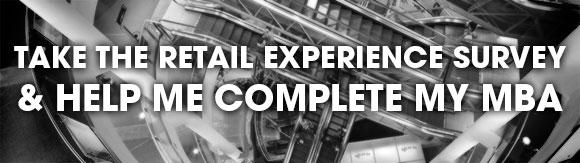 Take the Retail Experience Survey
