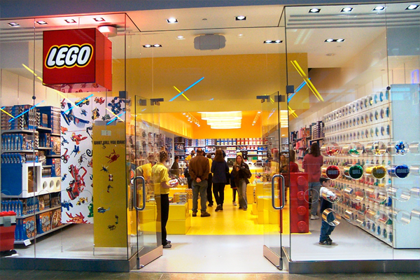 Lego: The building blocks of next generation high street retail