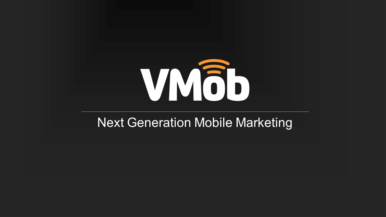 Exciting new mobile marketing platform – VMob