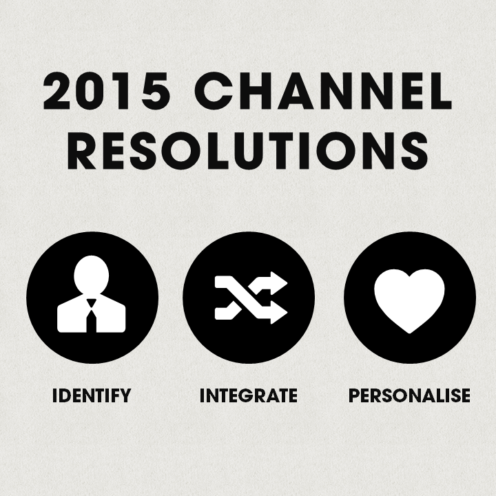 Three Marketing Channel Resolutions